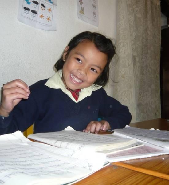 Podpořte s námi dětskou školičku v Nepálu