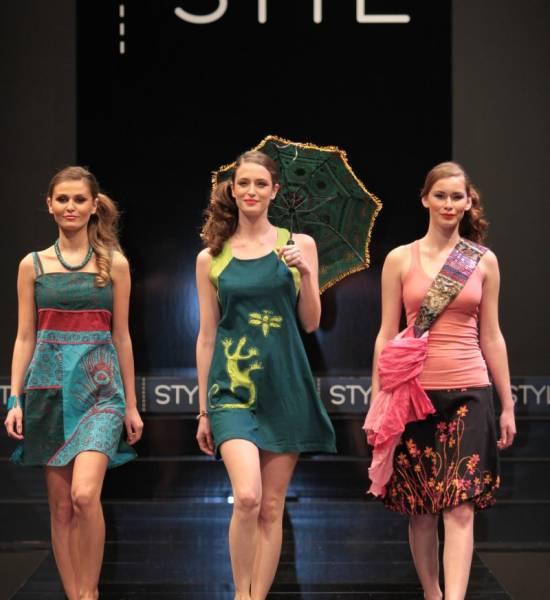 Jak vzniká móda pod značkou SANU BABU