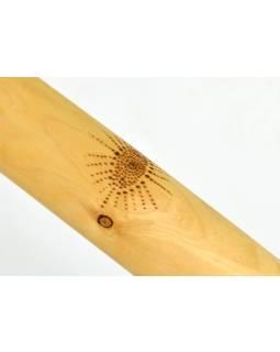 Didgeridoo pre začiatočníkov, jelša, 157cm