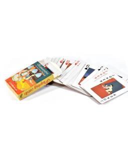 Karty hrací, Kamasutra, 52 hracích kariet