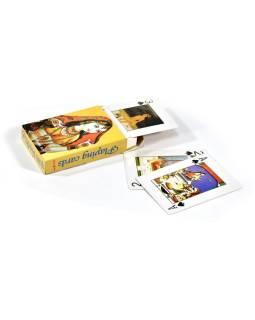 Kamasutra hracie karty, 52 hracích kariet, žena