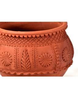 Keramická váza, výška 26cm, priemer 29cm