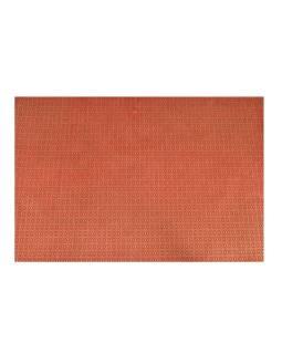 Darčekový ručne robený papier s potlačou, cca 50x80cm