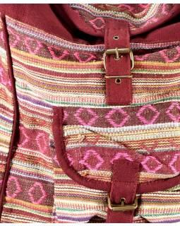 Bavlnený batoh Ghar, vrecko, cca 38x38cm