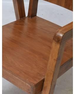 Stará stoličky z teakového dreva, 50x49x84cm