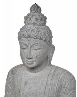 Kamenná socha, Budha Amitábha, žula, 85cm