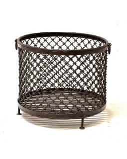 Železný kôš, 50x50x46cm