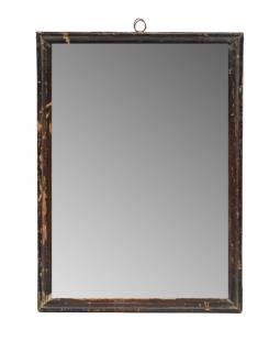 Zrkadlo v starom rámčeku, 20x27cm