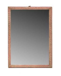 Zrkadlo v starom rámčeku, 27x38cm