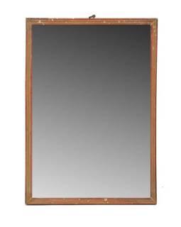 Zrkadlo v starom rámčeku, 25x36cm