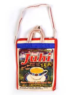 Taška - bavlna, střední, Juhi tea