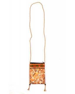 Taška na doklady - bavlna + plast - Kálí