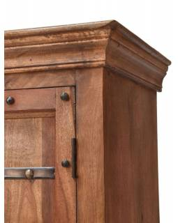 Šatníková skriňa vyrobená z mangového dreva, 99x44x190cm