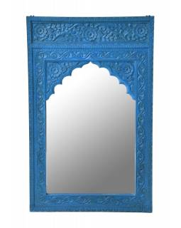 Zrkadlo v ráme z mangového dreva, 75x6x120cm