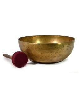 """Tibetská misa, """"Jam"""", ručne tepaná, priemer 48cm"""