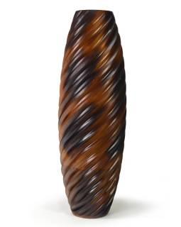 Váza z palmového dreva, výška 51cm