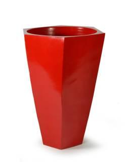 Váza z palmového dreva