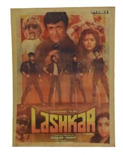 Bollywood plagát, 98x75cm